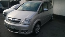 Vauxhall Meriva 1.6 i 16v Design 5dr For Sale