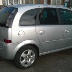 Vauxhall Meriva 1.6 i 16v Design 5dr For Sale