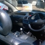 Peugeot 206 CC 1.6 16v Allure 2dr for sale