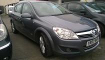 Vauxhall Astra 1.8 i 16v Design 5dr for sale