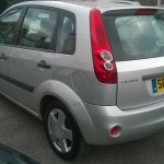 Ford Fiesta 1.4 TD Zetec Climate 5dr for sale
