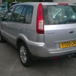 Ford Fusion 1.4 Zetec Climate 5dr for sale