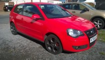 Volkswagen Polo 1.8 Turbo GTI 3dr for sale