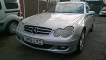 Mercedes-Benz CLK 3.0 CLK320 CDI Avantgarde 7G-Tronic 2dr For Sale