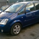 Vauxhall Meriva 1.6 i Design 5dr For Sale