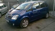 Vauxhall Meriva 1.6 i Design 5dr For Sale