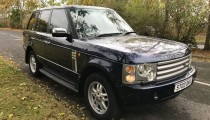 Land Rover Range Rover 4.4 V8 HSE 5dr For Sale