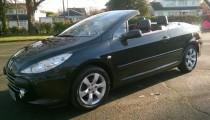 Peugeot 307 CC 1.6 16v Allure 2dr For Sale