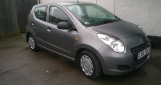 Suzuki Alto 1.0 SZ3 5dr For Sale at Hadleigh Used Cars in Benfleet Essex UK