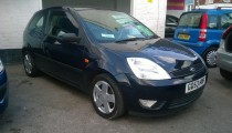 Ford Fiesta 1.4 Zetec 3dr For Sale in Hadleigh, Essex