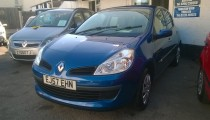 Renault Clio 1.2 16v Expression 5dr Car For Sale Hadleigh Essex