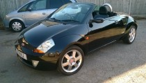 Ford Streetka 1.6 Luxury 2dr For Sale in Essex at Hadleigh Used Cars