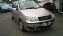 Fiat Punto 1.2 8v Dynamic 5dr For Sale in Essex