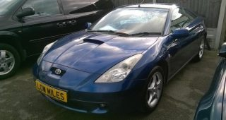 Toyota Celica 1.8 VVT-i 3dr For Sale in Hadleigh Essex