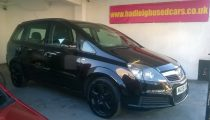 Vauxhall Zafira 1.6 i 16v Exclusiv 5dr For Sale in Hadleigh Essex