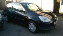Ford Fiesta 1.25 Studio 3dr For Sale in Hadleigh Essex in the UK