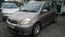 Toyota Yaris 1.5 VVT-i T Sport 5dr For Sale in Hadleigh Essex UK