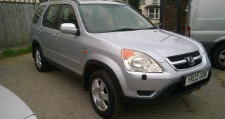 Honda Cr-V 2.0 i-VTEC SE Executive 5dr For Sale in Hadleigh Essex UK